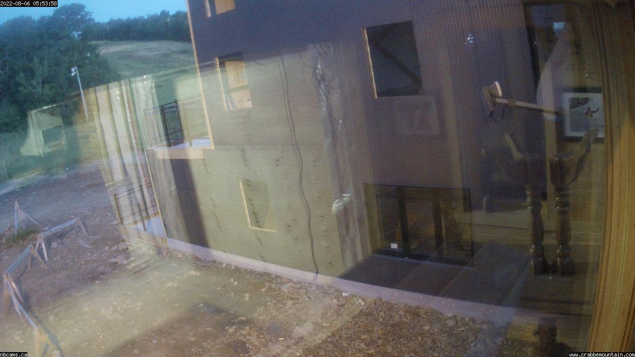 Web Cam image of Central Hainesville (Crabbe Mountain)