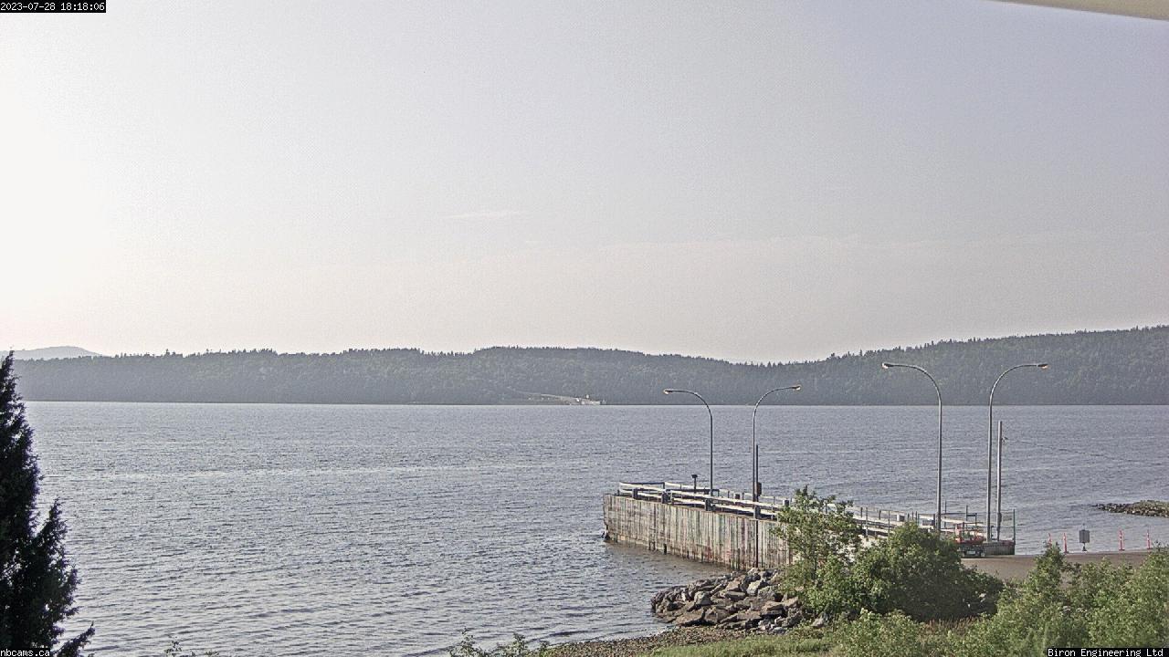 Web Cam image of Saint John (Millidgeville)